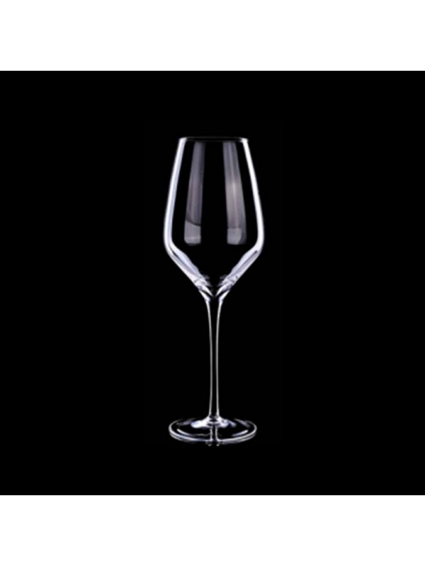 Trove Crystal White Wine Glasses, 570 ml, Set of 2