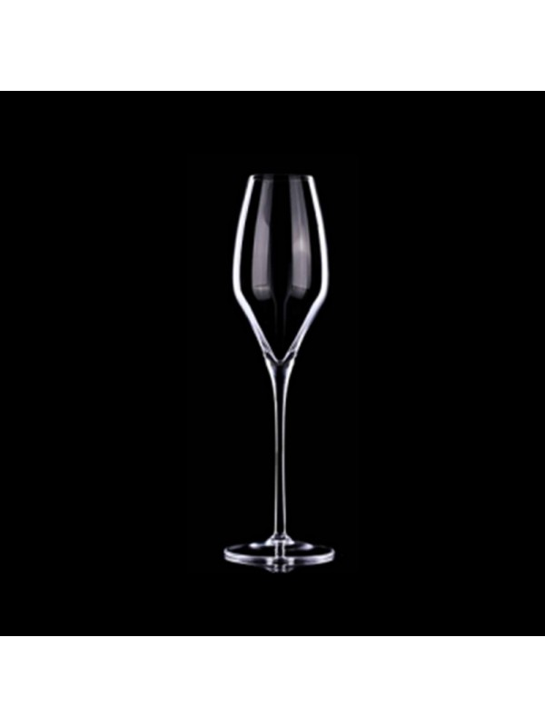Trove Crystal Champagne Flute, 340 ml, Set of 2