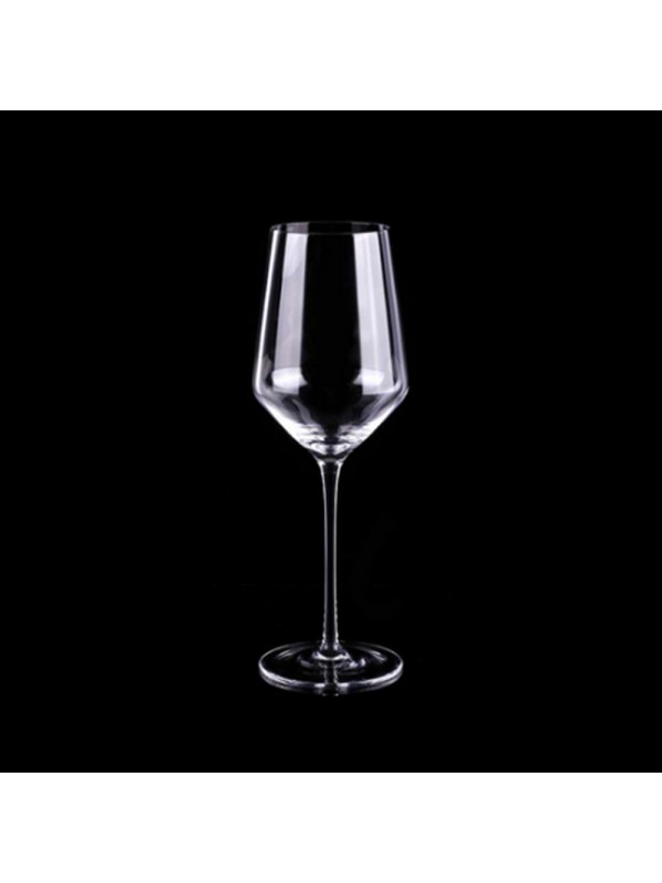 Trove Crystal White Wine Glasses, 700 ml, Set of 2