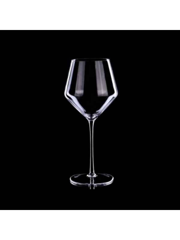 Trove Crystal Red Wine Glasses, 700 ml, Set of 2