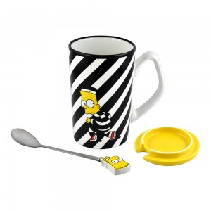 The Simpsons Mug Set
