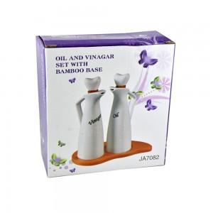Set of Ceramic Dispensers