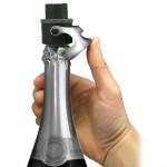 Cava champagne Metal Stopper
