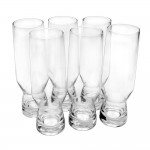 Beer Glass - 550 ml, Set of 6