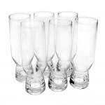 Beer Glass - 550 ml, Set of 6