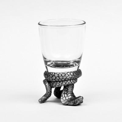 Animal Head Shot Glasses,50ml,Set of 2 Snake