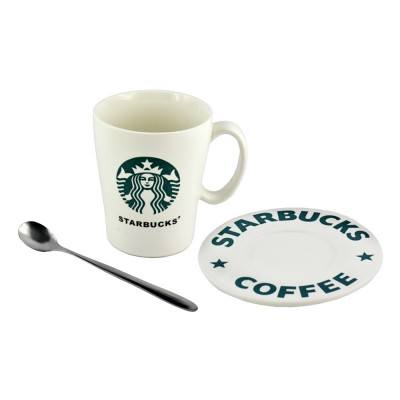 Starbucks Coffee Mug - White