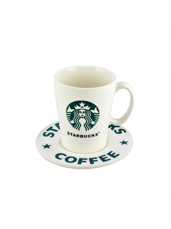 Starbucks Coffee Mug - White
