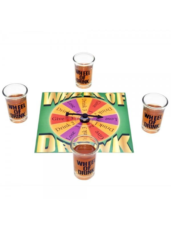 Wheel of Drink