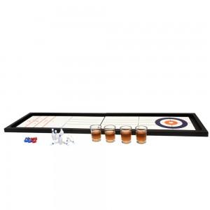 Bowling & Shuffle Drinking Game