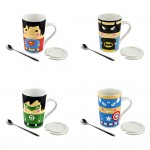 Assorted Cartoon Mugs