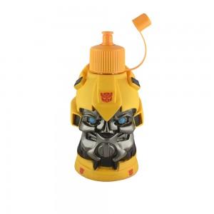 3D Terminator Flask