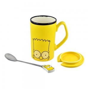 The Simpsons Mug Set