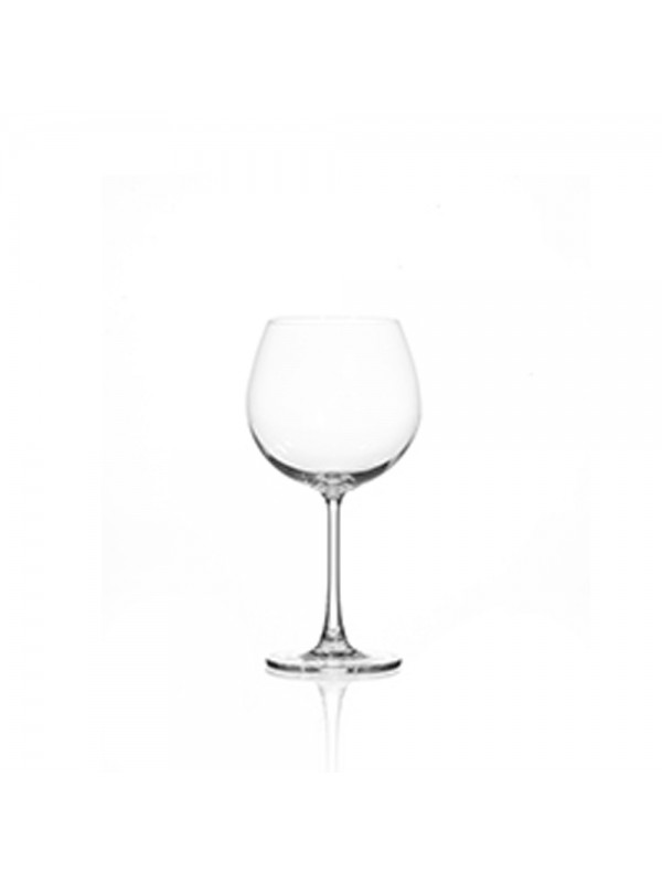 Red Wine Glasses, 640 ml, Set of 2