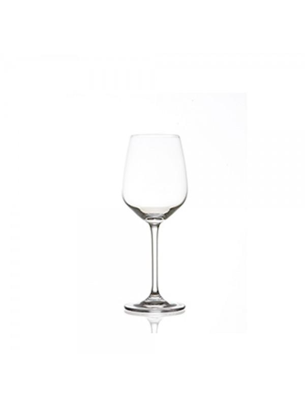 White Wine Glasses, 385 ml, Set of 2