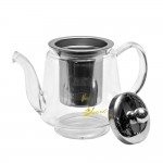 Borosilicate Green Tea Kettle
