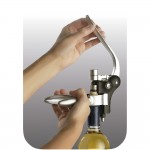 Lever Corkscrew Set