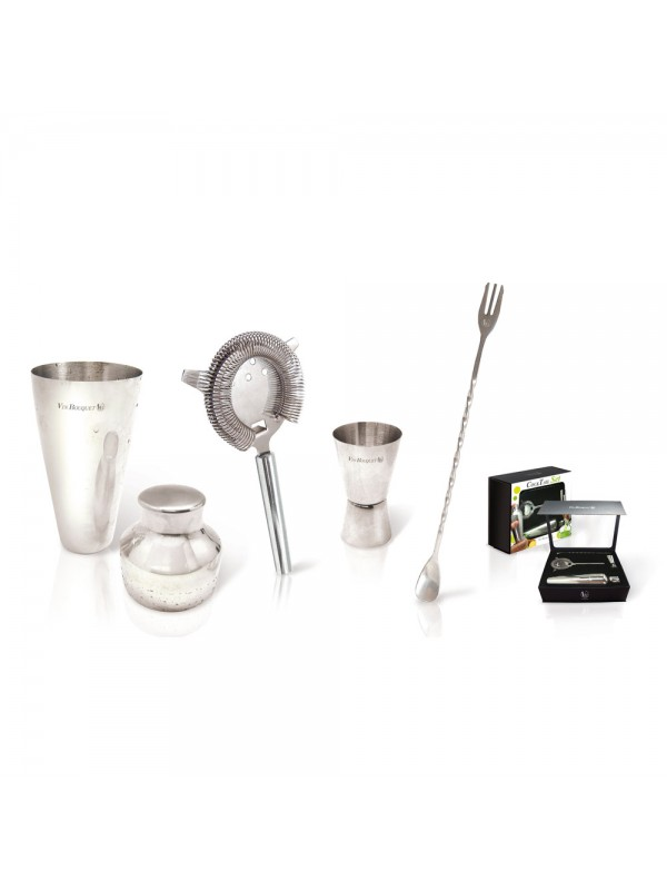 4 pc Cocktail Accessories Set