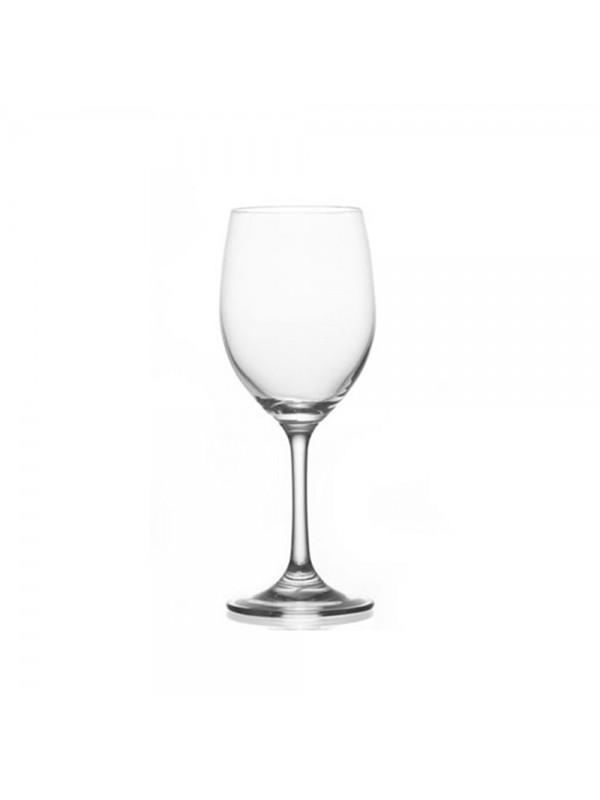 White Wine Glasses, 250 ml, Set of 2