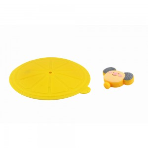 Vacuum Lid - Yellow