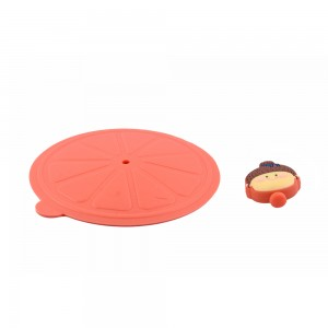 Vacuum Lid - Orange