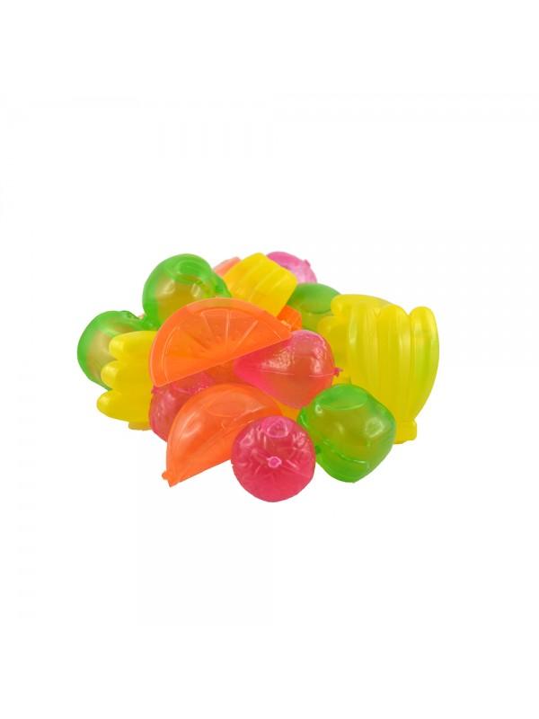 Fruit shaped reusable ice-cubes (20 pcs)