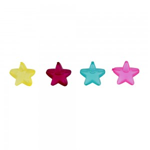 Star shaped reusable ice-cubes (10 pcs)