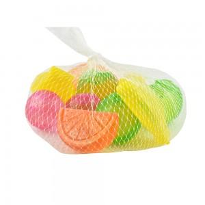 Fruit shaped reusable ice-cubes (10 pcs)