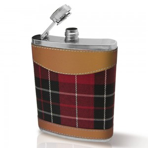 Flask And Funnel Gift Set - 8 oz
