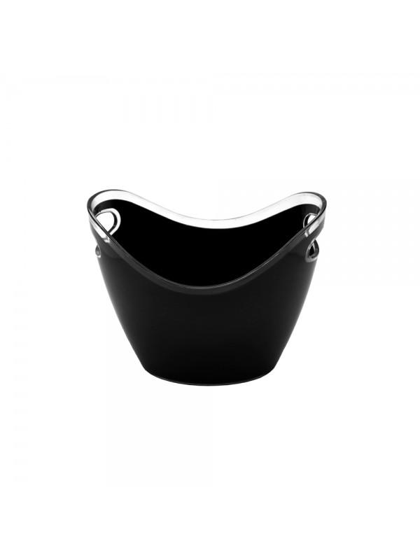 Black Ice Bucket (2-4 bottles)