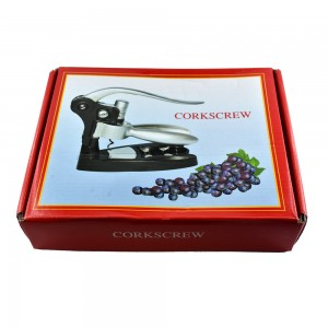 Lever Corkscrew Gift Set