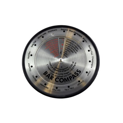 Bar Recipe Compass