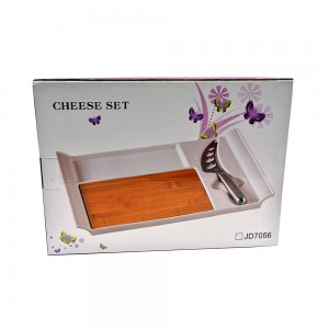 3 pc Cheese Serving Set