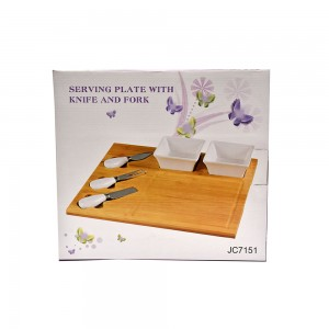 6 pc Cheese Serving Set