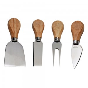 5 pc Cheese Knife Gift Set
