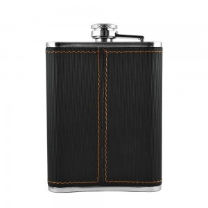Moscow City Hip Flask - 8 oz