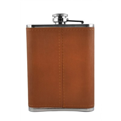 Camel Hip Flask - 8 oz