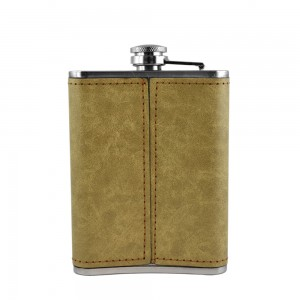 Running Horse Hip Flask - 8 oz
