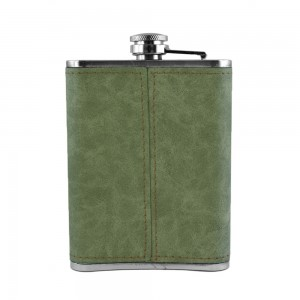 Fashion Skull  Hip Flask - 8 oz