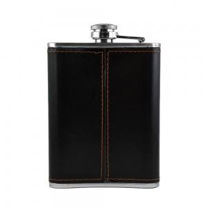 Imperial Eagle Hip Flask - 8 oz