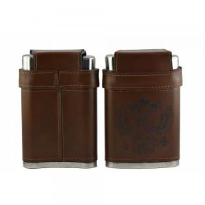 Imperial Eagle Hip Flask Set - 9 oz
