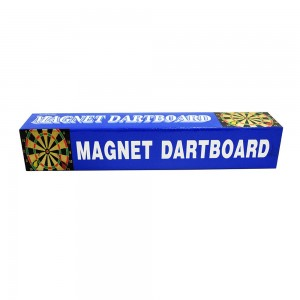 Magnetic Dartboard Game with 4 darts