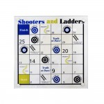 Shooters and Ladders Game (8 pc)
