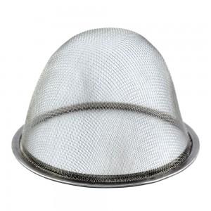 Porcelain Teapot With Cane Handle - 800 ml
